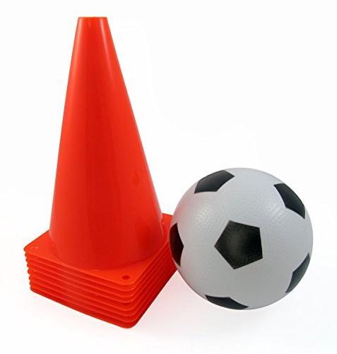 Fun Express Orange Cones Soccer Cone
