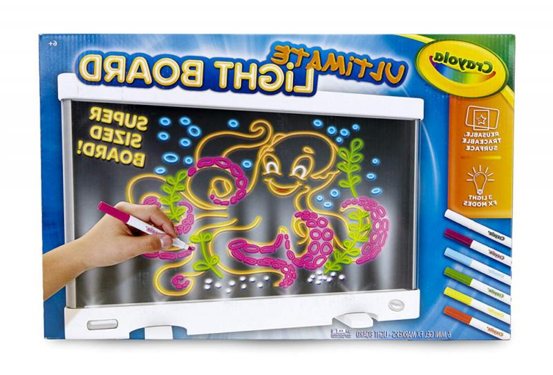 ultimate light board drawing tablet gift