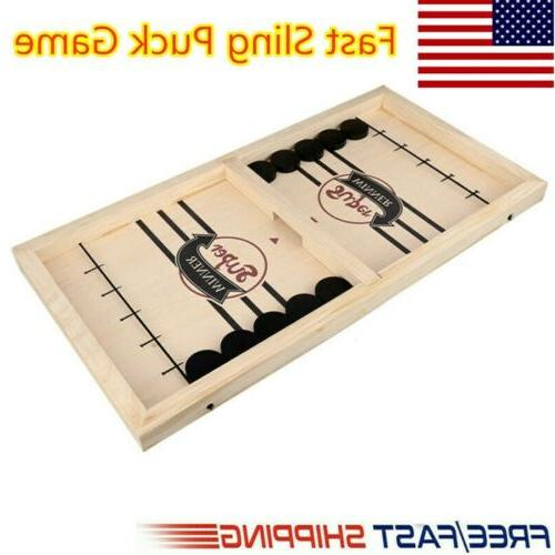us fast sling puck game paced slingpuck