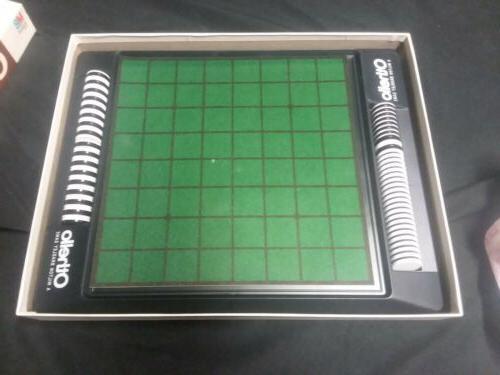VINTAGE Othello Board Game Bradley 80s NIB