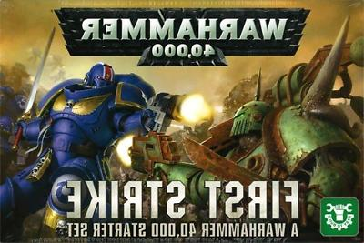Games Workshop Warhammer 40,000 First Strike Original Versio