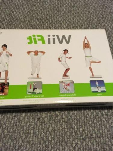 Wii Balance Board Sports & Covers