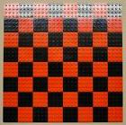 x64 NEW Lego Plates 4x4 Black & Red Baseplates MAKES CHESS G