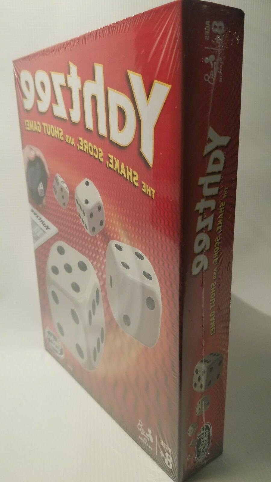Yahtzee Board Fun Game The Whole Family