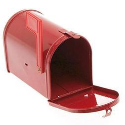 little red tinplate mailbox fnein 52 50