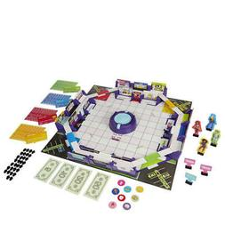 Mall Madness Electronic Shopping Spree Board Game for Kids A