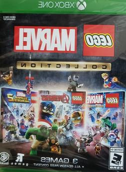 Lego Marvel Collection - Xbox One New!