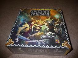 Massive Darkness: Base Core Board Game - CMON NIB with repla