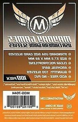 Mayday 100 Card Sleeves 57.5Mm X 89Mm