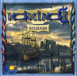 Medieval card game Dominion Seaside Expansion