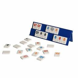 Point Games: Mini Travel Rummy Game Set with 106 Tiles and F
