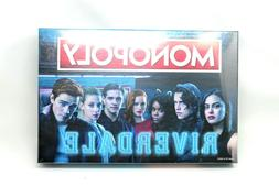 Monoply Riverdale Board Game New