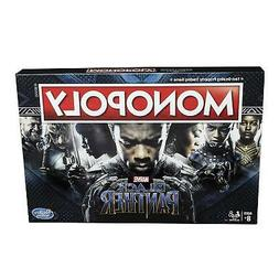 Monopoly Board Game: Black Panther Edition