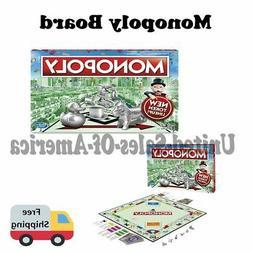 Monopoly Board The Classic Edition Traditional Original Fun