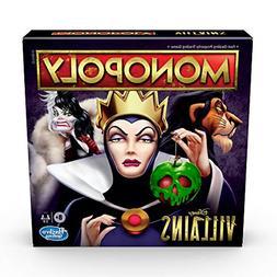 Hasbro Gaming Monopoly: Disney Villains Edition Board Game f