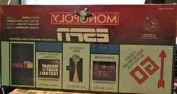 Monopoly ESPN Ultimate Sports Fan Edition board game