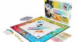 Monopoly for Millennials Board Game |BRAND NEW FACTORY SEALE