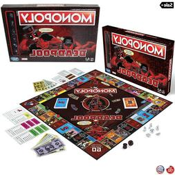 Monopoly Game Marvel Deadpool Edition Board Games For Millen