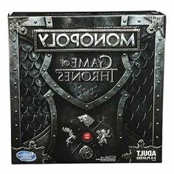 Monopoly: Game of Thrones Monopoly Board for Adults Board Ga