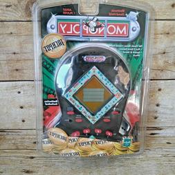 Monopoly Jackpot Handheld Travel Electronic Casino Slot Mach