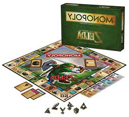 Monopoly Legend Of Zelda Collector's Edition