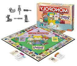 Monopoly Rugrats Board Game | Based on The Nickelodean Serie