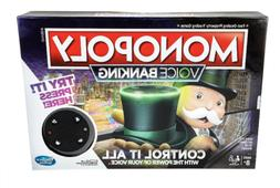 Monopoly Voice Banking Electronic Family Board Game,Exciting
