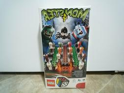 Lego MONSTER 4 Game ~ 141 Lego Pieces ~ #3837 ~ Factory Seal