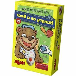 HABA My Very First Games - Hungry as a Bear - A Memory & Dex