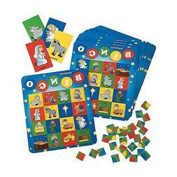 Fun Express - Nativity Bingo for Christmas - Toys - Games -