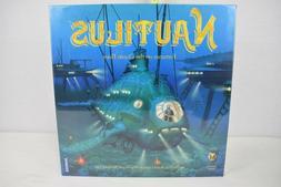 NAUTILUS FORTUNES ON THE OCEAN FLOOR BOARD GAME MAYFAIR GAME