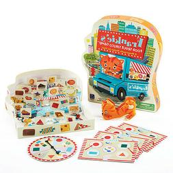 NEW 4+Years Kids Educational Insights Frankie's Food Truck F