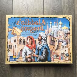 new aladdin s dragons strategy board game