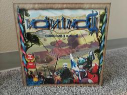 New and Sealed Dominion 1st First Edition Game Donald X Vacc