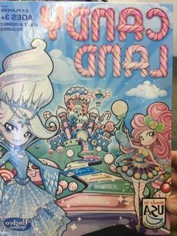 new candy land candyland board game
