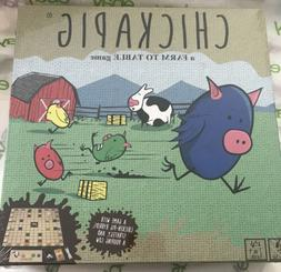 NEW Chickapig Game ! Fun Game - New Sealed!