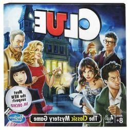 Hasbro Clue The Classic Mystery Board Game - NEW