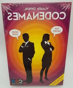 New Codenames Strategy Spy Game Team Play Czech Games Editio
