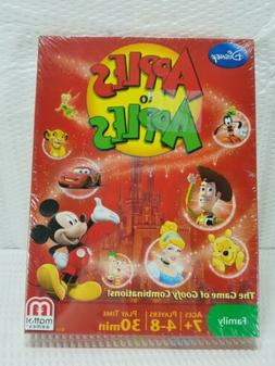 NEW Factory Sealed DISNEY Apples to Apples Card Game  -  Age