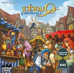 New in original shrink from North Star Games - THE QUACKS OF
