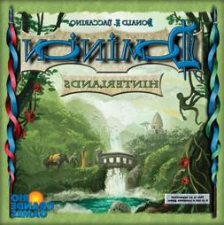 New In Shrink Dominion Hinterlands Expansion Rio Grande Game