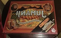 NEW JUMANJI BOARD GAME CARDINAL EDITION REAL WOODEN WOOD BOX