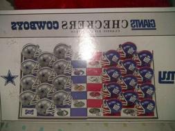 NFL Checkers Classic Rivals Edition: Giants Vs. Cowboys