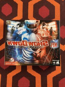 NFL Showdown Board Game by Buffalo Games Sports, NEW and Sea