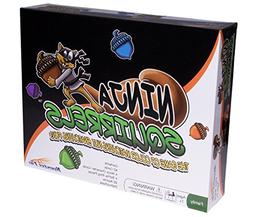 Ninja Squirrels Family Board Game Fun Toy for All Ages Kids