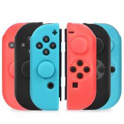 Nintendo Switch Joy-Con Joycon Anti-Slip Silicon Guard Skin