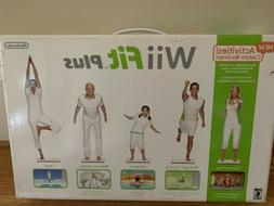 Nintendo Wii Fit Plus Balance Board. NEW IN BOX