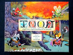 OEJ ~ Root ~ Asymmetrical Area Control Board Game ~ Fourth P