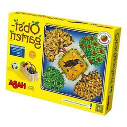 HABA Orchard 47-Part Dice Game Toy for Children Simple Rules