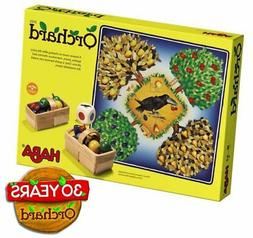 HABA Orchard Game -  Intro to Board Games Ages 3 and Up